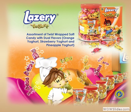LAZERY Yogurt